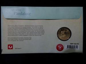 Tuvalu - Dollar - Striated Pardalote2