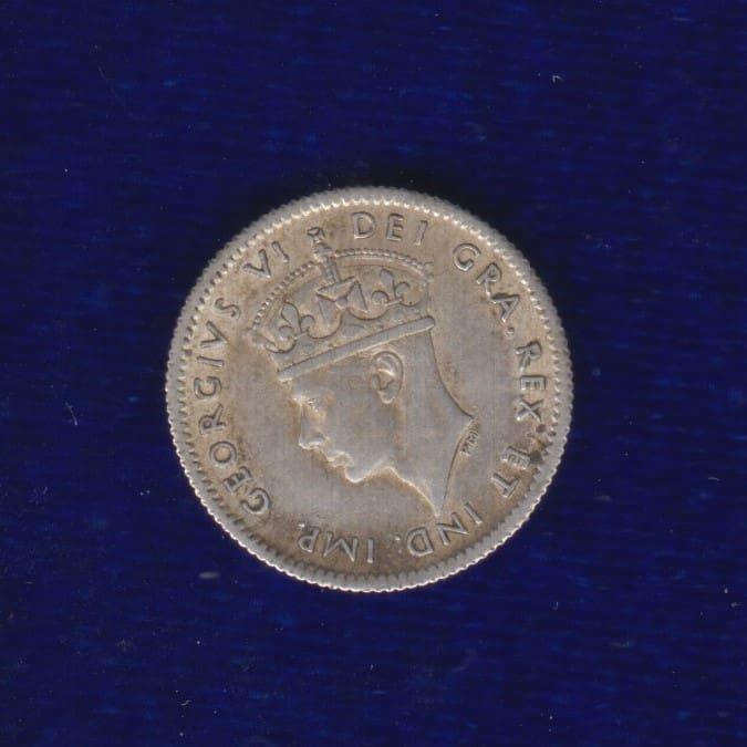 NewFoundland 5 Cents 1...