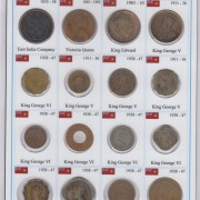 East India Company Coins 1835 to British India Coins 1947
