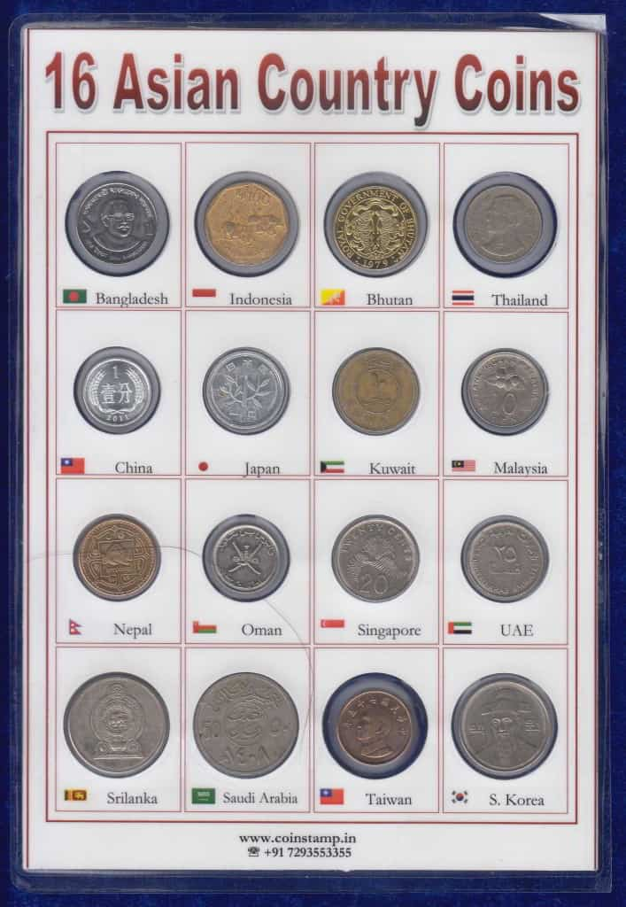 Asian Coins World Coins Rare Countries Coins Www