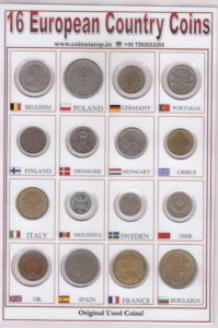 Old Coins | European Coins | World Coins - www.coinstamp.in