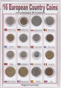 Old Coins | European Coins | World Coins @ www.coinstamp.in