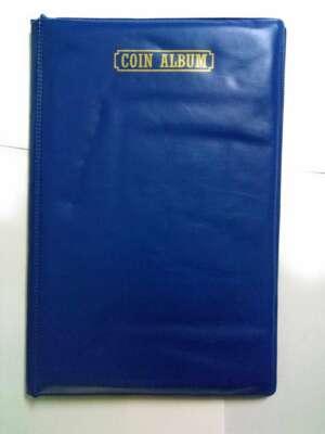 Coin Album for coin collection