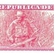 Cuba 3 Pesos Guevara @ wwwcoinstamp.in
