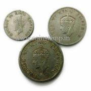British-India-Coins-Last-Variety-Rupee-Set-King-George-6-@-www.coinstamp-